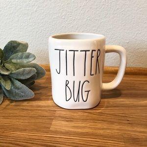 Rae Dunn JITTER BUG mug
